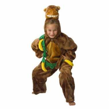 Aap verkleed kostuum kinderen