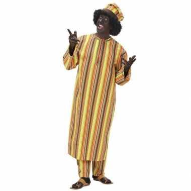 Afrikaans heren kostuum
