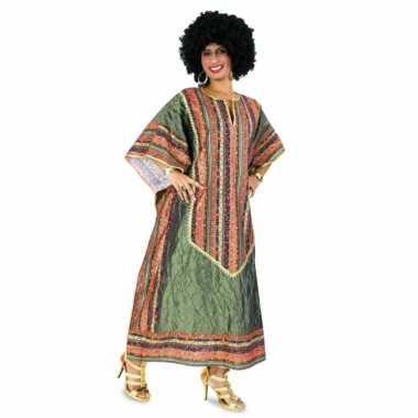 Afrikaanse kaftan kostuum