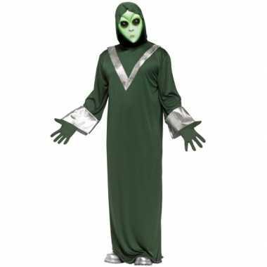 Alien kostuum volwassenen