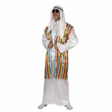 Arabisch kostuum kleurenvest