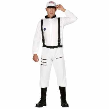 Astronauten/ruimtevaarders verkleed pak/kostuum heren