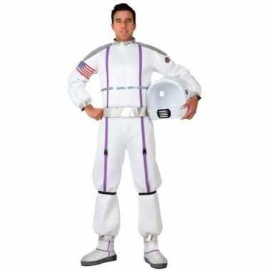Astronauten verkleed pak/kostuum heren