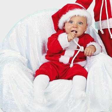 Baby kerst kostuum