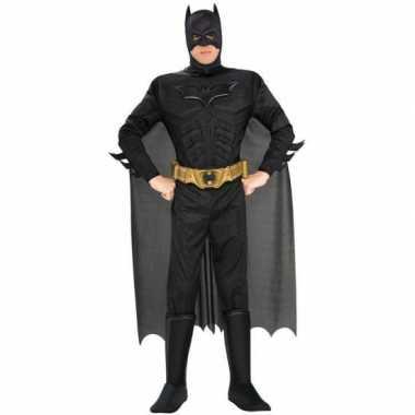 Batman kostuum heren