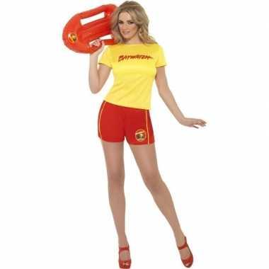 Baywatch kostuum dames