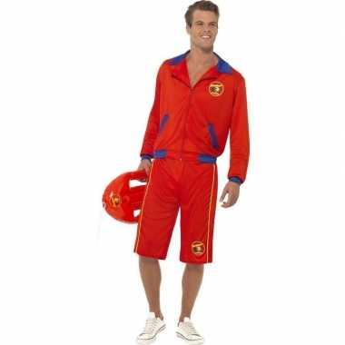 Baywatch verkleed kostuum heren