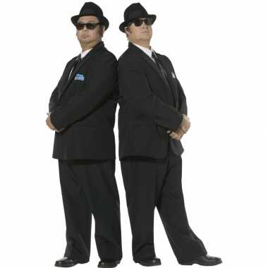 Blues brothers kostuum