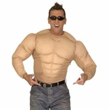 Bodybuilders lichaam kostuum