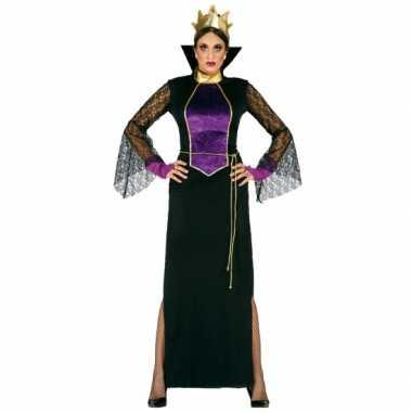 Boze koningin kostuum dames