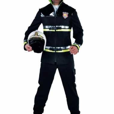 Brandweer man kostuum