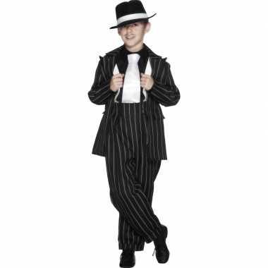 Carnaval Gangster kostuum kinderen