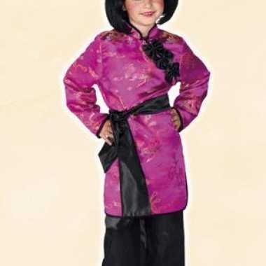 Chinees kostuum kinderen