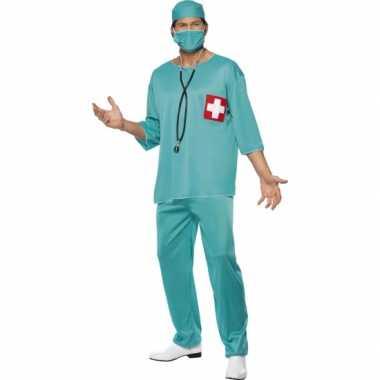 Chirurg kostuum volwassenen