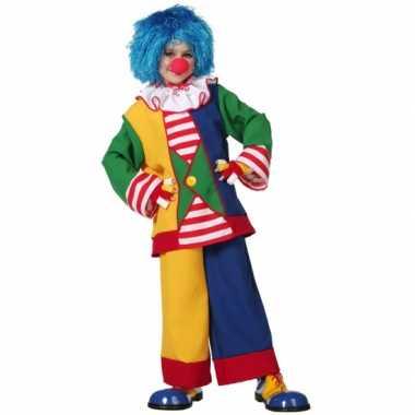 Clowns kostuum kinderen kinderen
