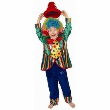 Clowns kostuum kinderen