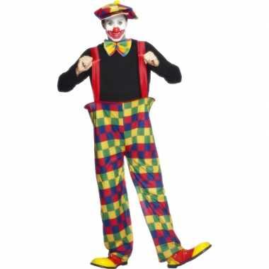 Clowns pak volwassenen