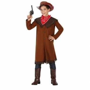 Cowboy john verkleed kostuum kinderen