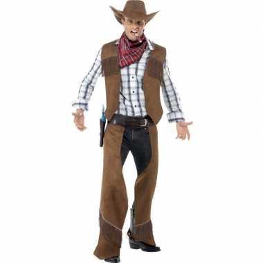 Cowboy kostuum heren
