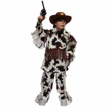 Cowboy kostuum koeien kinderen
