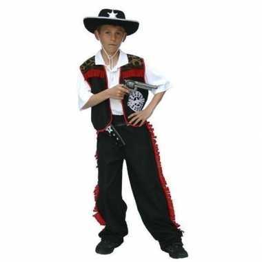 Cowboy verkleed kostuum kinderen