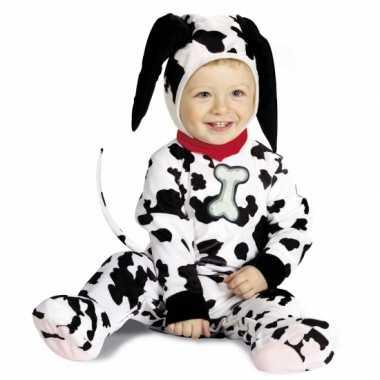 Dalmatiers kostuum baby's