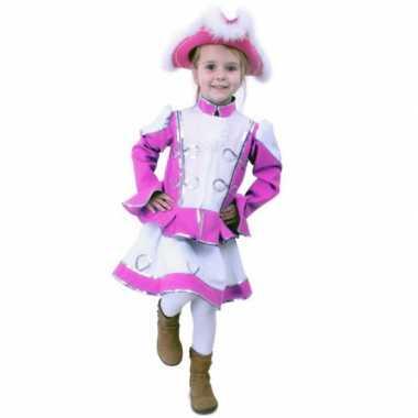 Dansmarietje kostuum kinderen
