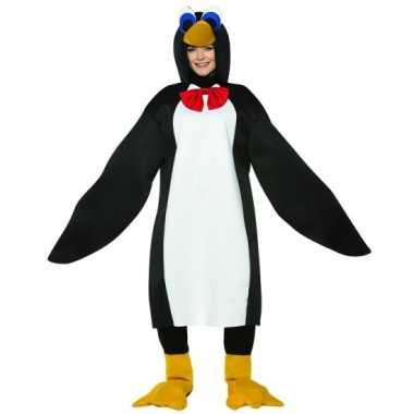 Dierenpak pinguin kostuum volwassenen