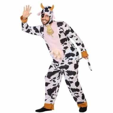 Dierenpak verkleed kostuum koe volwassenen