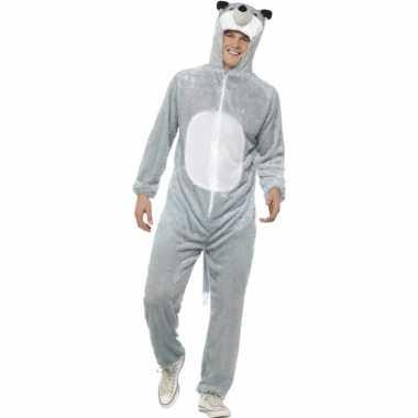Dierenpak wolven kostuum