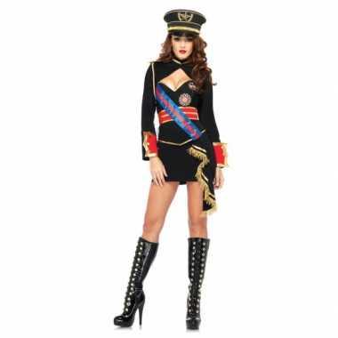 Diva dictator kostuum dames