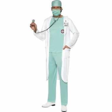 Dokter kostuum jas heren