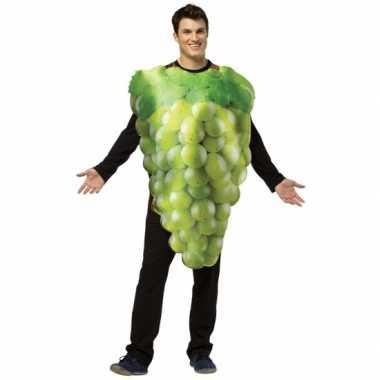 Druiven kostuum volwassenen