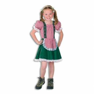 Duitse verkleed kostuum meiden