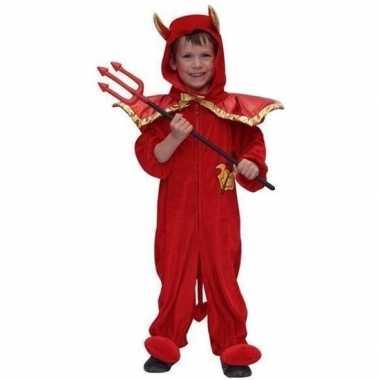 Duiveltje carnaval kostuum kinderen