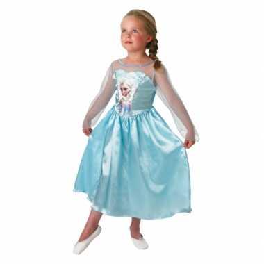 Elsa Frozen verkleed kostuum kinderen