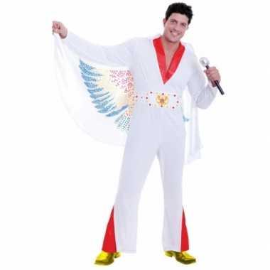 Elvis rockstar kostuum heren