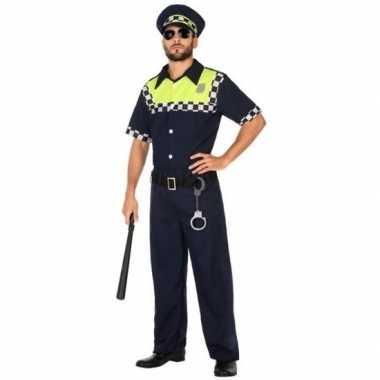 Engelse politie verkleed pak/kostuum volwassenen