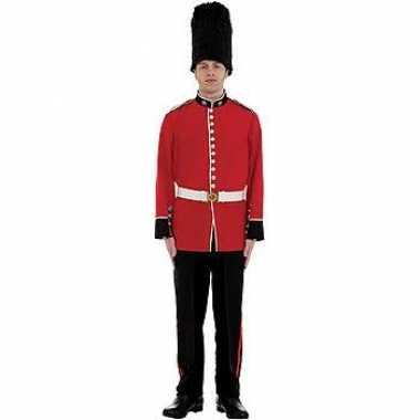 Engelse wachter kostuum heren