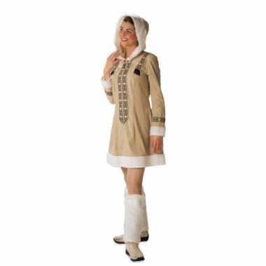 Eskimo kostuum dames