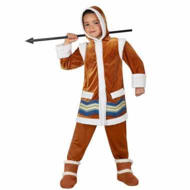 Eskimo kostuum inderen