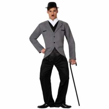 Filmster charlie verkleed kostuum heren
