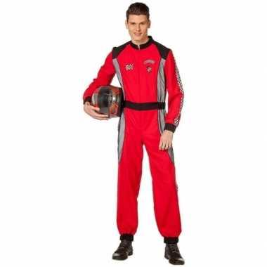 Formule 1 coureur kostuum heren