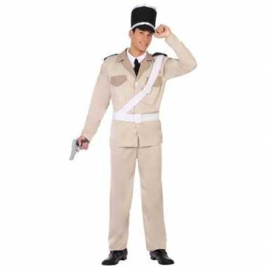 Franse gendarmerie/politie verkleed pak/kostuum volwassenen