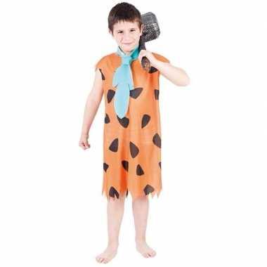 Fred Holbewoner kostuum kinderen