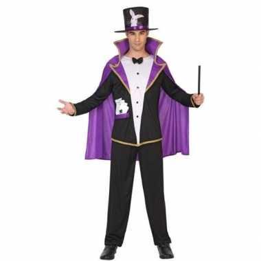 Goochelaar verkleed pak/kostuum volwassenen