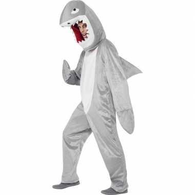 Haaien kostuum/pak volwassenen