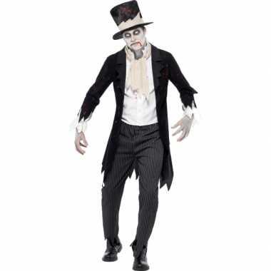 Halloween bruidegom kostuum
