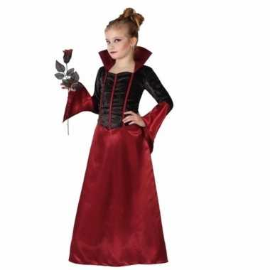 Halloween halloween dracula jurk kinderen
