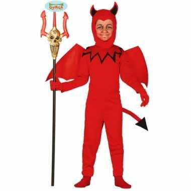 Halloween kostuum duivel kinderen